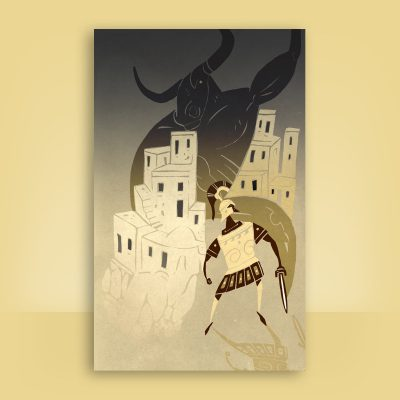 Ilustración Theseo